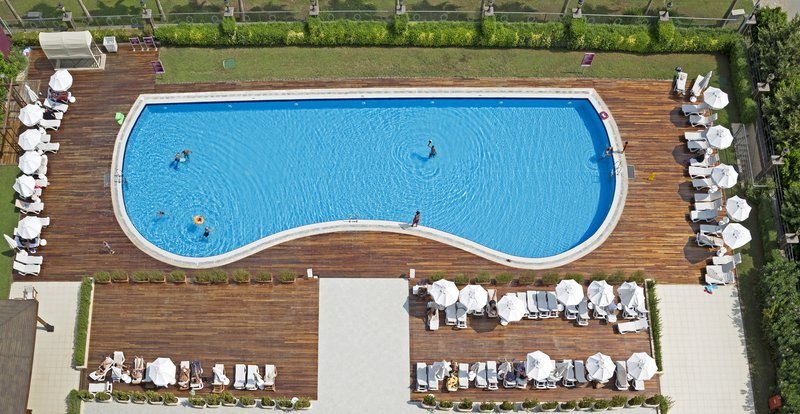 Crowne Plaza Antalya-Swimming Pool<br/>Image from Leonardo