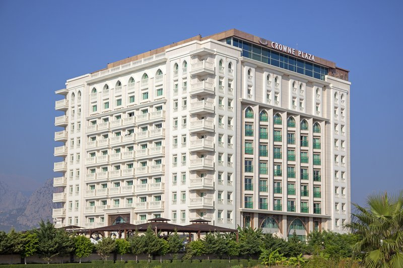 Crowne Plaza Antalya-Exterior Feature<br/>Image from Leonardo