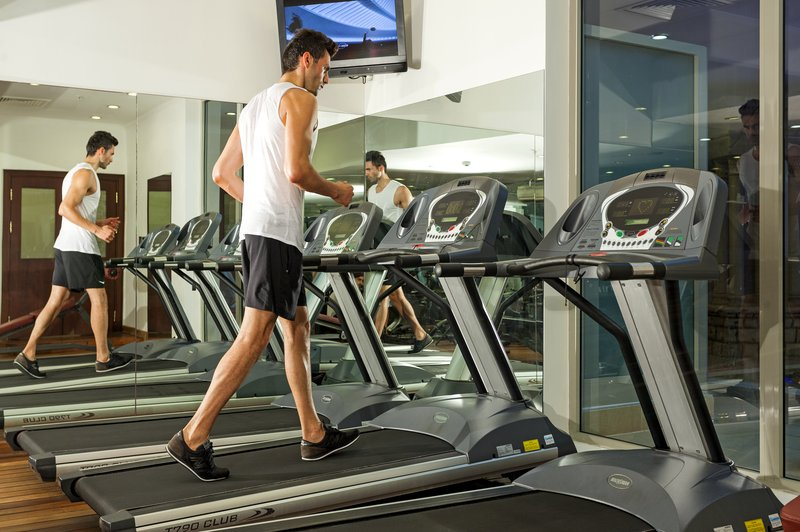 Crowne Plaza Antalya-Fitness Center<br/>Image from Leonardo