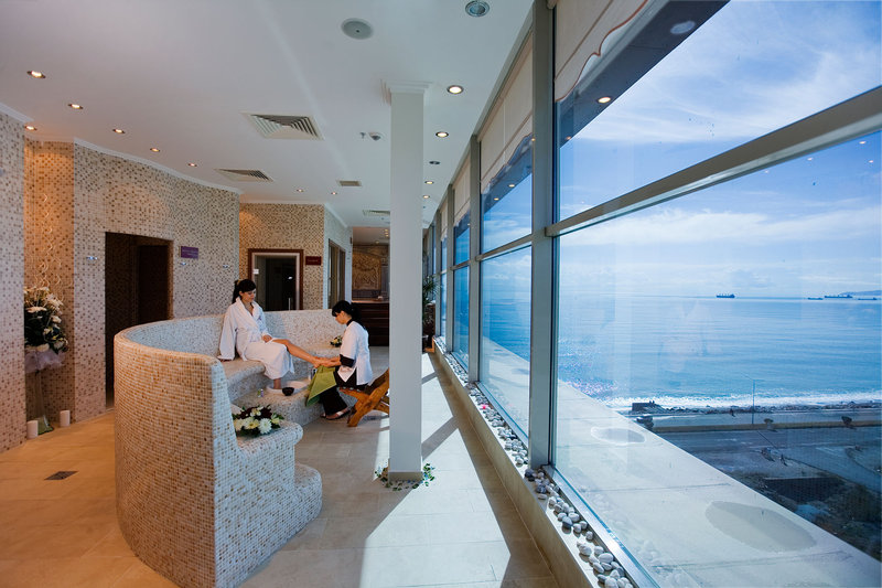 Crowne Plaza Antalya-Beauty procedures at the Aphrodite Spa with amazing sea view<br/>Image from Leonardo
