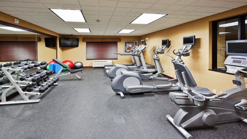 Holiday Inn Express & Suites Great Falls-Fitness Center<br/>Image from Leonardo