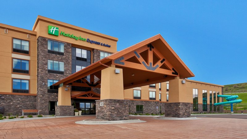 Holiday Inn Express & Suites Great Falls-Welcome to the award winning Holiday Inn Express Great Falls<br/>Image from Leonardo