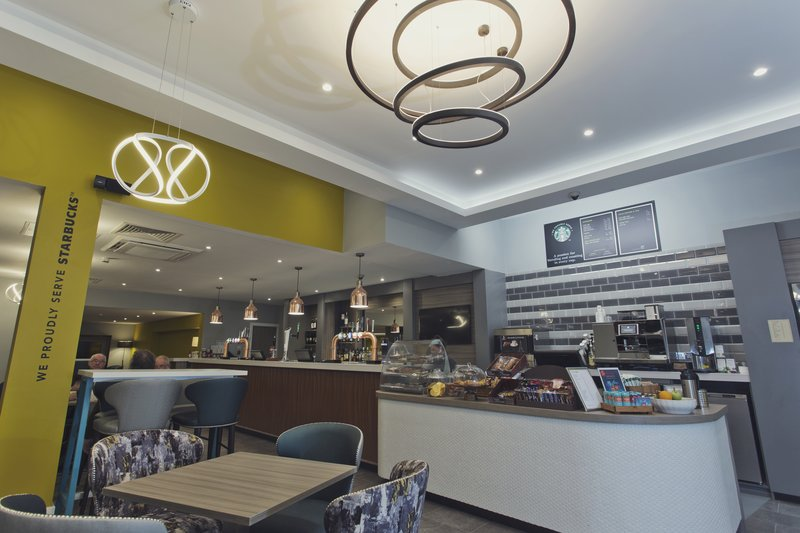 Holiday Inn Newcastle - Gosforth Park-Catch up with a coffee in the To go Cafe<br/>Image from Leonardo