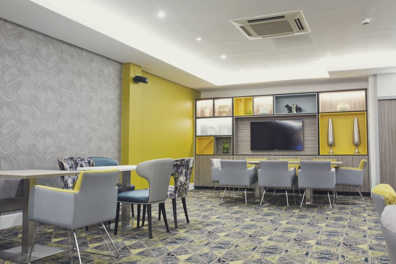 Holiday Inn Newcastle - Gosforth Park-Welcome to the pop up lounge<br/>Image from Leonardo