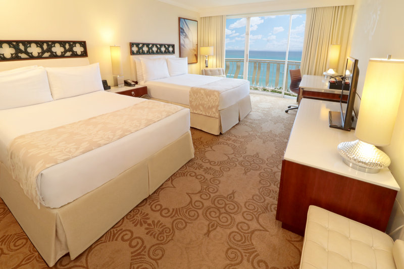 InterContinental San Juan - Double Bed Guest Room <br/>Image from Leonardo
