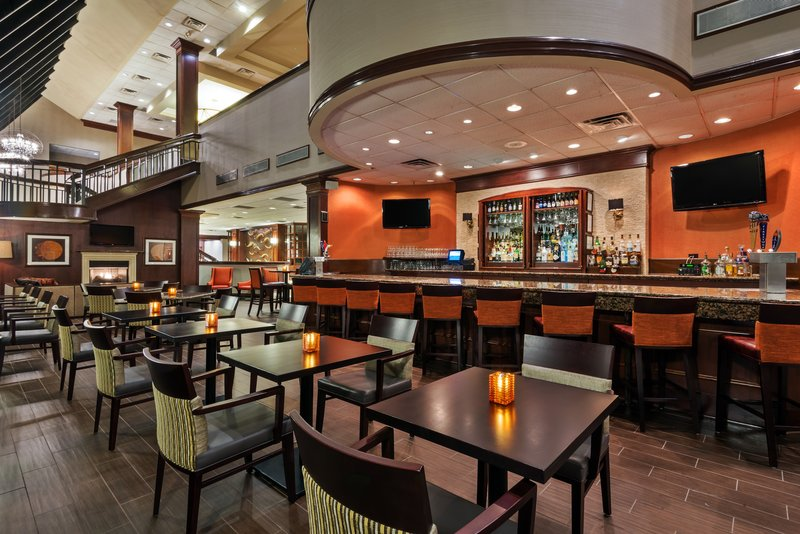 Crowne Plaza Dallas Galleria - Addison-Unwind at the  Atrium Lounge during your stay<br/>Image from Leonardo