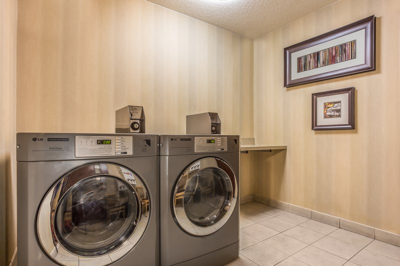 Crowne Plaza Dallas Galleria-24 Hour Self Service Laundry Room<br/>Image from Leonardo