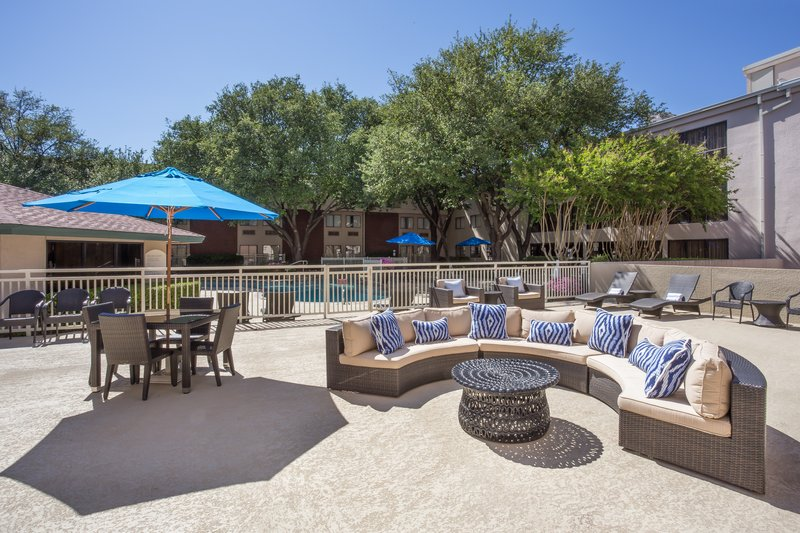 Crowne Plaza Dallas Galleria - Addison-Enjoy our outdoor living space poolside<br/>Image from Leonardo