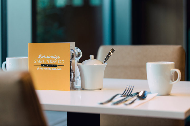 Berlin Airport Conference Centre-Breakfast Area<br/>Image from Leonardo