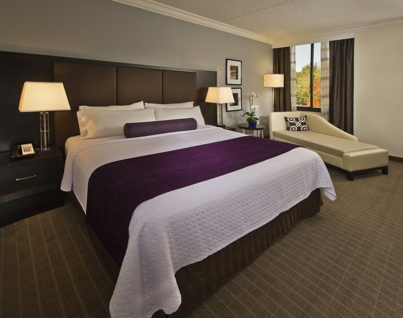 Crowne Plaza Suffern-Mahwah-King Guest Rooms at Crowne Plaza Suffern Mahwah<br/>Image from Leonardo