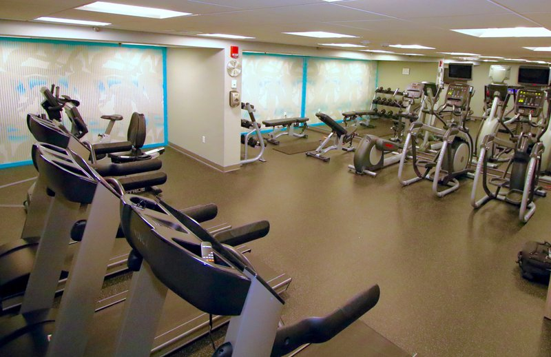 Crowne Plaza Suffern-Mahwah-Fitness at Crowne Plaza Suffern Mahwah <br/>Image from Leonardo