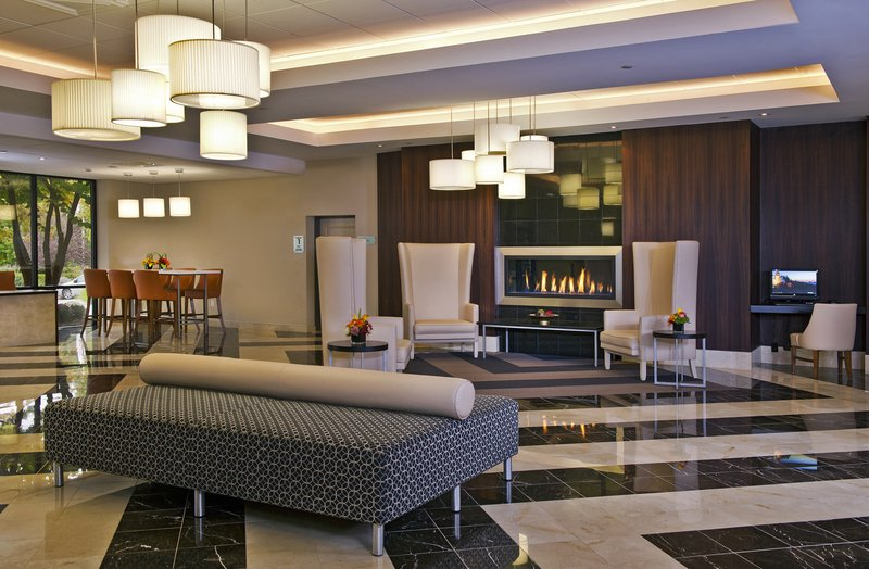 Crowne Plaza Suffern-Mahwah-Enjoy and relax in the hotel lobby with free Wi-Fi.<br/>Image from Leonardo