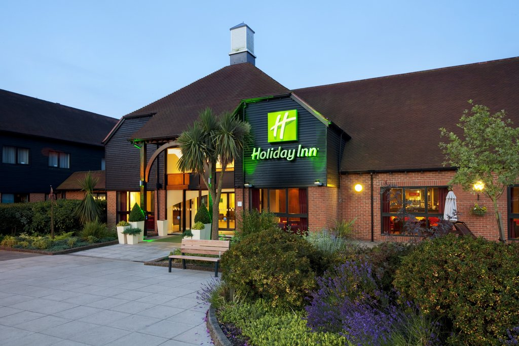 Holiday Inn Fareham - Solent-Hotel Exterior<br/>Image from Leonardo