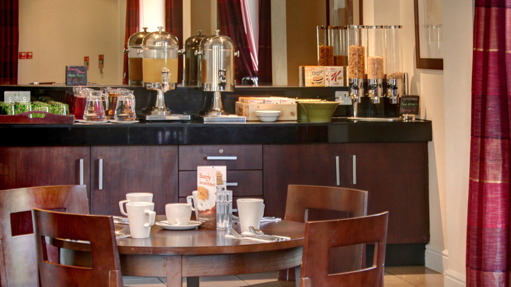 Holiday Inn Fareham - Solent-Breakfast Area<br/>Image from Leonardo