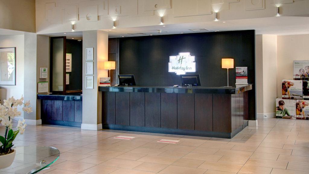 Holiday Inn Fareham - Solent-Hotel Lobby<br/>Image from Leonardo