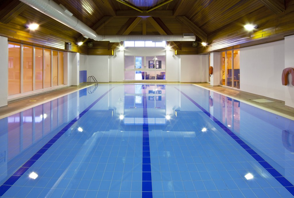 Holiday Inn Fareham - Solent-Swimming Pool<br/>Image from Leonardo
