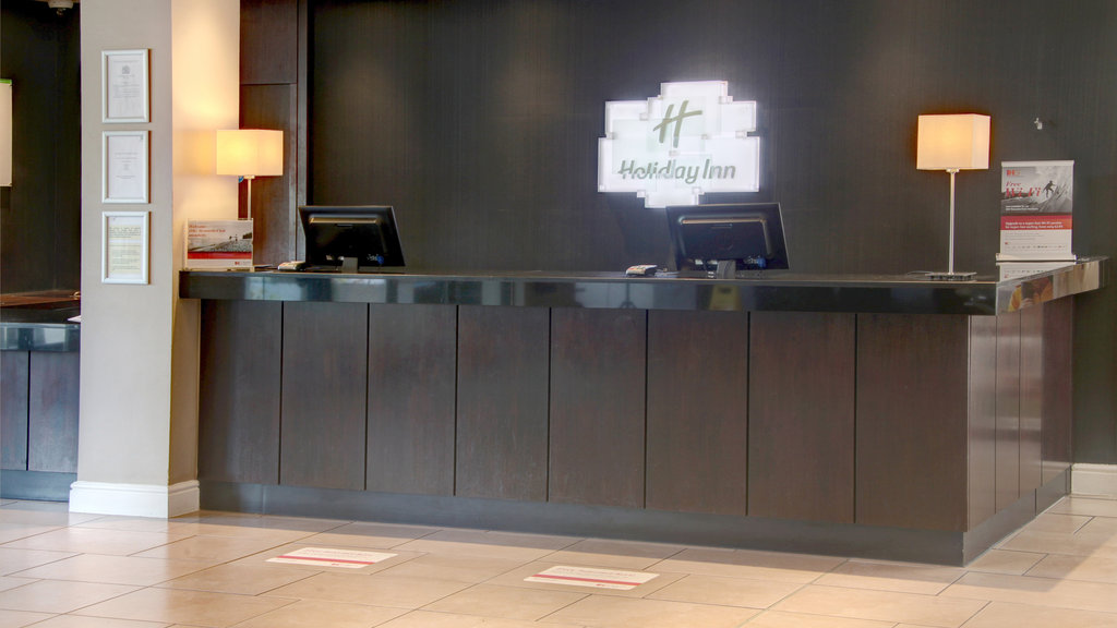 Holiday Inn Fareham - Solent-Front Desk<br/>Image from Leonardo