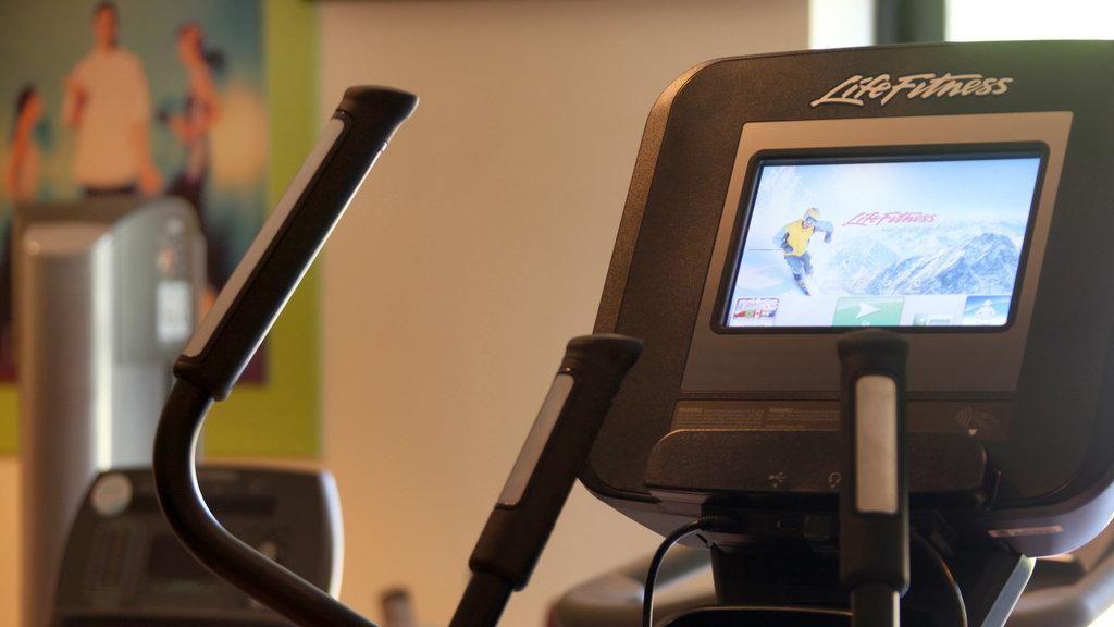 Holiday Inn Fareham - Solent-Gym<br/>Image from Leonardo