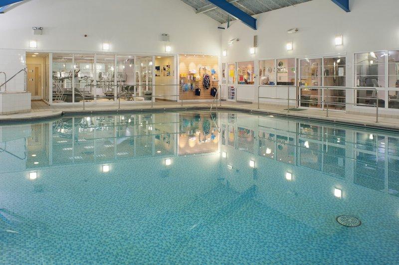 Holiday Inn Maidstone - Sevenoaks-Swimming Pool<br/>Image from Leonardo