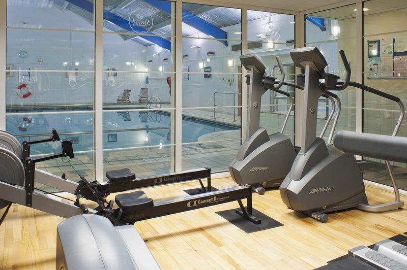 Holiday Inn Maidstone - Sevenoaks-Gym<br/>Image from Leonardo