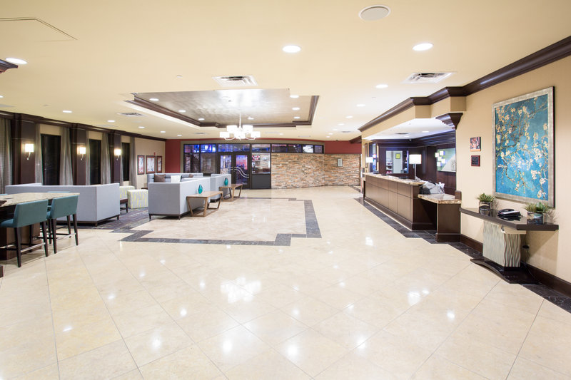 Holiday Inn Little Rock - Airport - Conf Ctr-Hotel Lobby<br/>Image from Leonardo