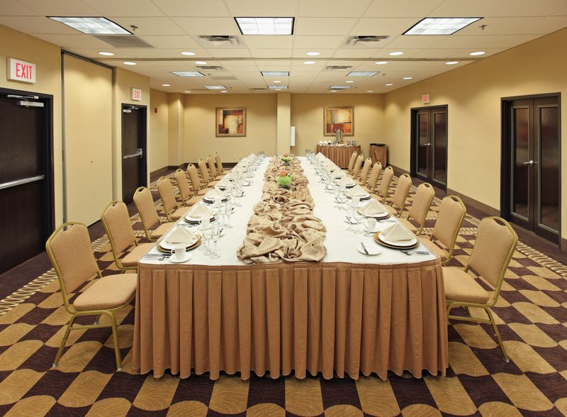 Holiday Inn Little Rock - Airport - Conf Ctr-Unique in presentation is our goal.<br/>Image from Leonardo