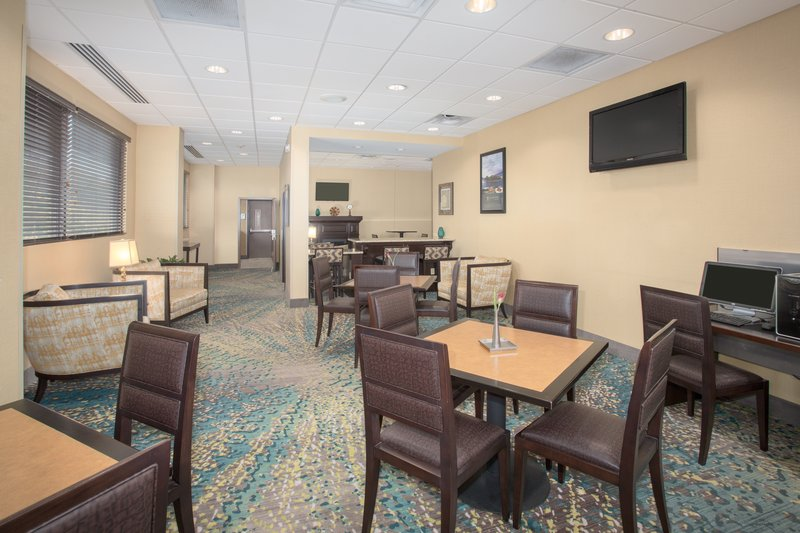 Holiday Inn Little Rock - Airport - Conf Ctr-Lounge<br/>Image from Leonardo