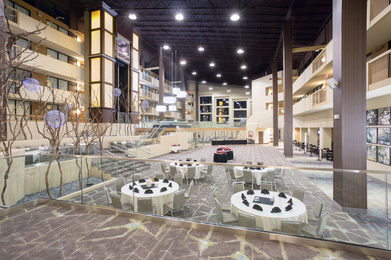 Holiday Inn Little Rock - Airport - Conf Ctr-Atrium<br/>Image from Leonardo