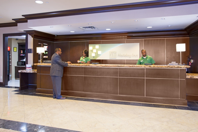 Holiday Inn Little Rock - Airport - Conf Ctr-Front Desk<br/>Image from Leonardo