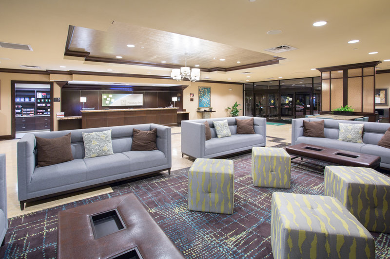Holiday Inn Little Rock - Airport - Conf Ctr-Lobby Lounge<br/>Image from Leonardo