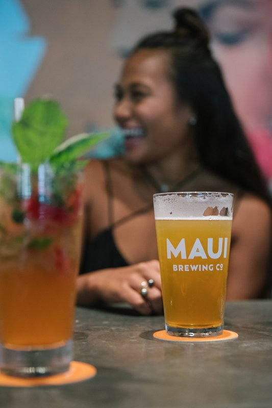 Waikiki Beachcomber By Outrigger - Maui Brewing Co. in lobby <br/>Image from Leonardo