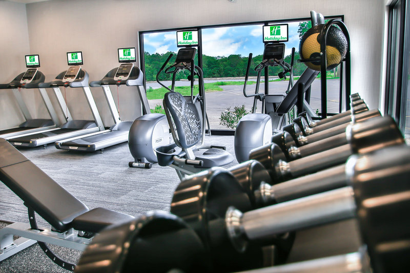 Holiday Inn Milwaukee Riverfront-Fitness Center<br/>Image from Leonardo