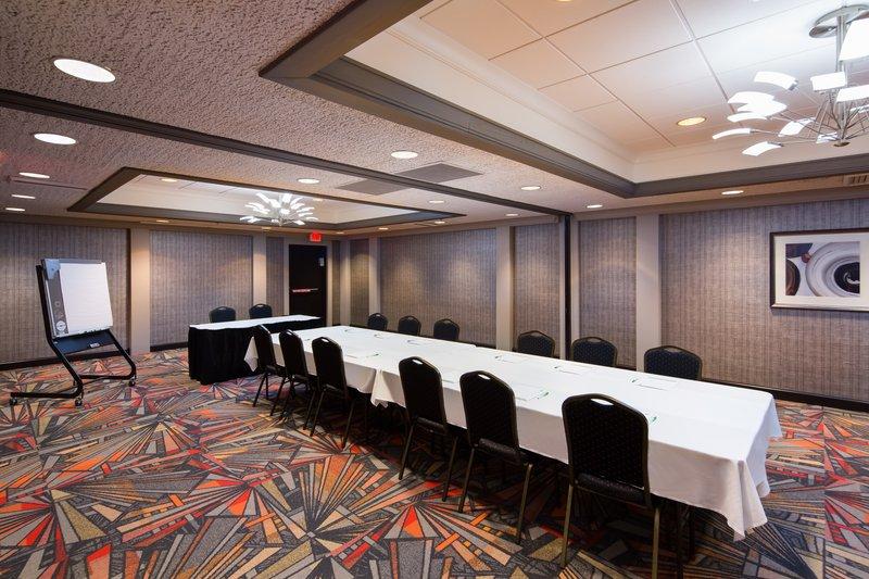 Holiday Inn Milwaukee Riverfront-Break-out Room<br/>Image from Leonardo