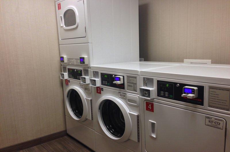Holiday Inn Milwaukee Riverfront-Laundry Facility<br/>Image from Leonardo