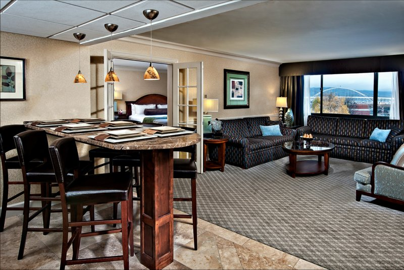 Crowne Plaza Portland-Downtown Conv Ctr-Presidential Suite: Crowne Plaza Portland Downtown Convention<br/>Image from Leonardo