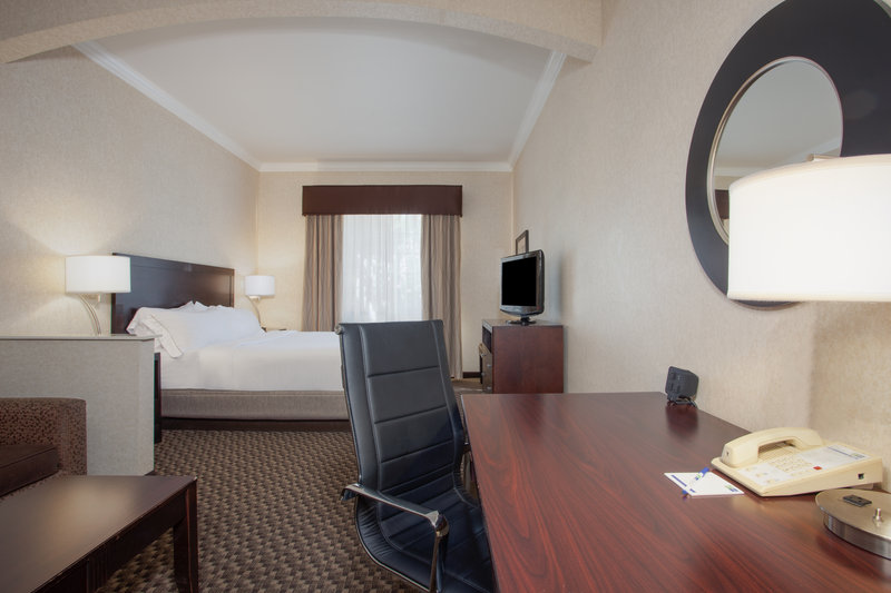Holiday Inn Express & Suites Davis-University Area-Guest Room<br/>Image from Leonardo