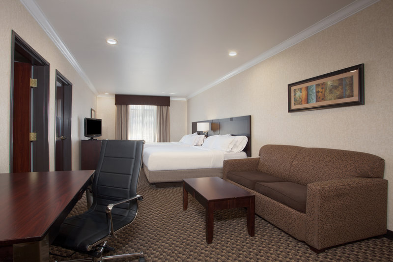 Holiday Inn Express & Suites Davis-University Area-Suite<br/>Image from Leonardo