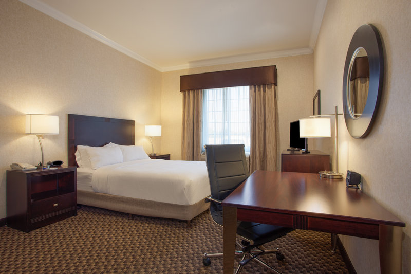 Holiday Inn Express & Suites Davis-University Area-King Suite<br/>Image from Leonardo