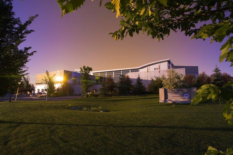 Holiday Inn Saskatoon Downtown-Canadian Light Source<br/>Image from Leonardo