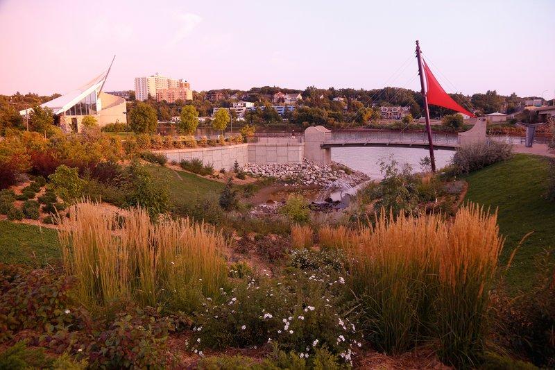 Holiday Inn Saskatoon Downtown-River Landing<br/>Image from Leonardo