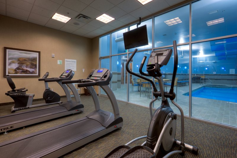 Holiday Inn Saskatoon Downtown-Keep up with your fitness routine while on the road.<br/>Image from Leonardo