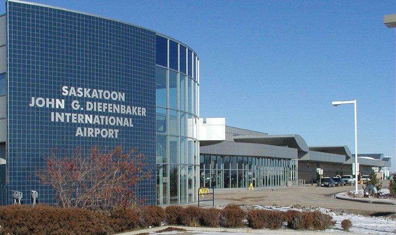 Holiday Inn Saskatoon Downtown-John G. Diefenbaker International Airport<br/>Image from Leonardo