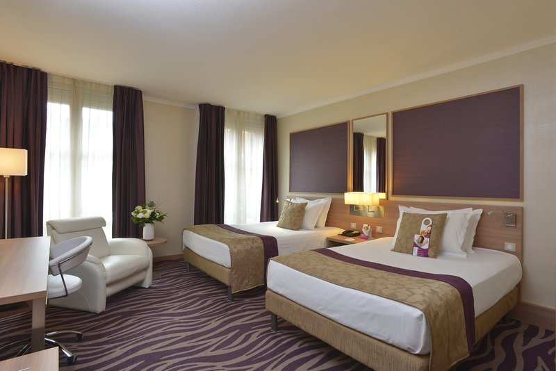 Crowne Plaza Toulouse-Superior room - Two double beds<br/>Image from Leonardo