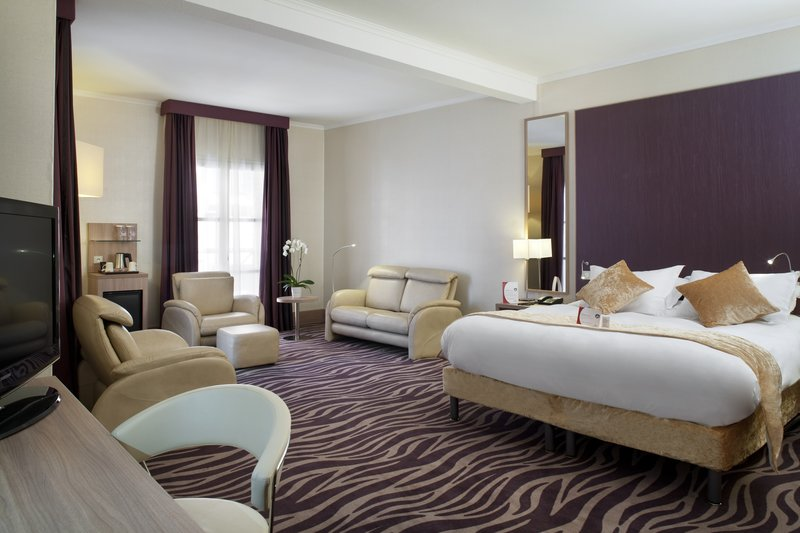 Crowne Plaza Toulouse-Junior Suite - Perfect for your VIP's clients<br/>Image from Leonardo