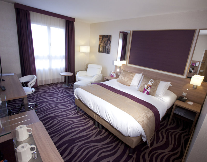 Crowne Plaza Toulouse-Standard room - Mobil access<br/>Image from Leonardo