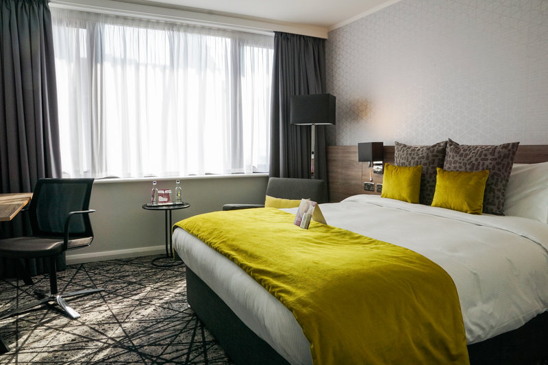 Crowne Plaza Liverpool City Centre-Guest Room<br/>Image from Leonardo