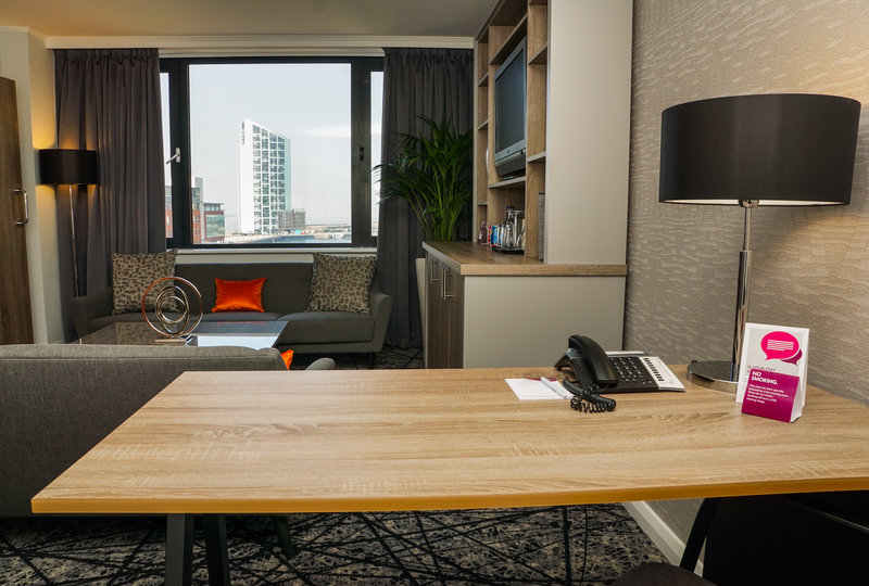 Crowne Plaza Liverpool City Centre-Suite<br/>Image from Leonardo