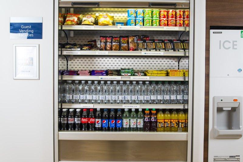 Holiday Inn Express Northampton M1, Jct.15-Feeling peckish? Grab a snack from our vending fridge<br/>Image from Leonardo