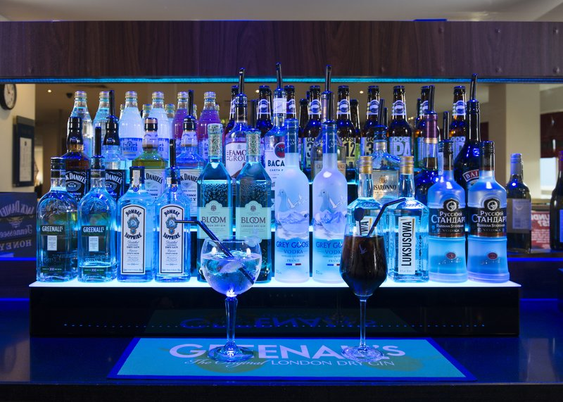 Holiday Inn Express Northampton M1, Jct.15-Choose one of premium spirits, sit back and relax<br/>Image from Leonardo