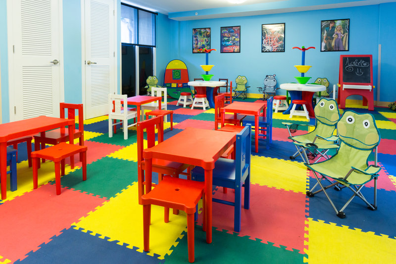 Holiday Inn Resort Daytona Beach Oceanfront-Children's Activity Center offers games, movies and arts & crafts<br/>Image from Leonardo
